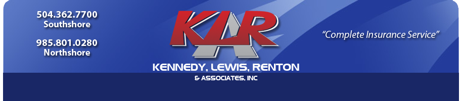 Kennedy, Lewis, Renton & Associates -  Complete Insurance Service